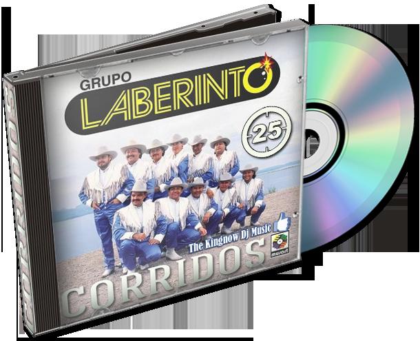 Grupo Laberinto – 25 Super Corridos (Kingnow Edition)