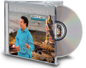 Juan Gabriel - Los Duo (Kingnow Edition) [iTunes] (2015) 3d