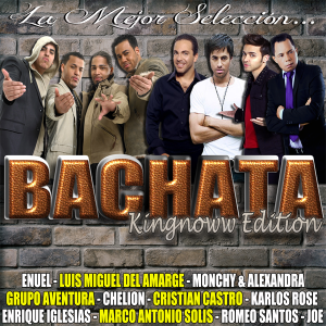 VA - Bachata Kingnow Edition (2015)